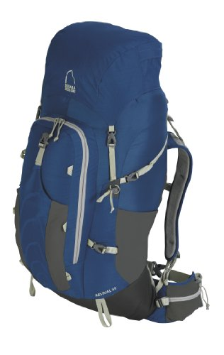 Sierra Designs Revival 65 Backpack (True Blue, Medium/Large), Outdoor Stuffs
