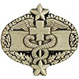 EagleEmblems P14127 Pin-Army,Medic,Combat,3RD (.875'')