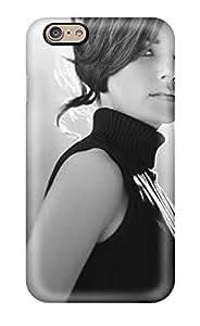 Premium Iphone 6 Case - Protective Skin - High Quality For Shania Twain Classy Black And White Bampw Monochrome People Women wangjiang maoyi