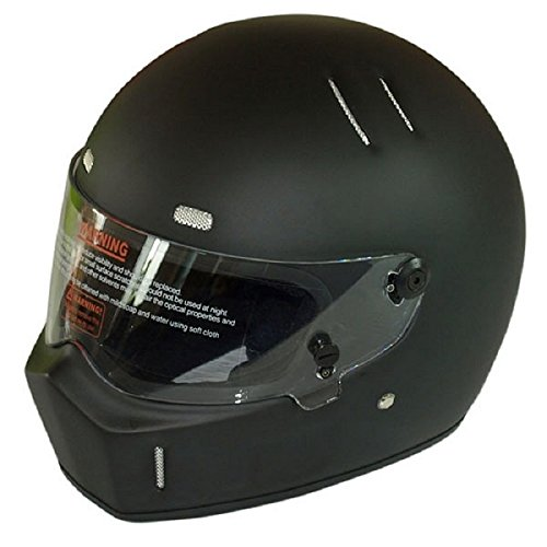 CRG Sports ATV 1 Motocross Motorcycle Scooter Full-Face Fiberglass Helmet