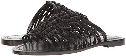 para Seychelles Mujer Vestir Negro Sandalias de qFzFxwrBtS