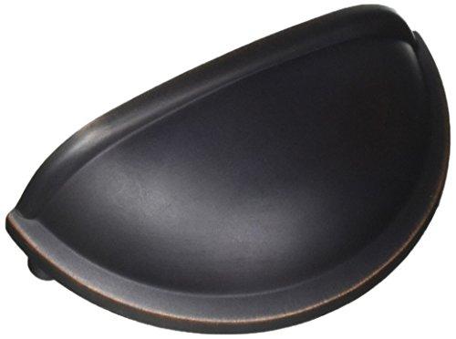 Amerock BP53010-ORB Allison Value Hardware 3-Inch Center-to-Center Pull, Oil-Rubbed Bronze ()