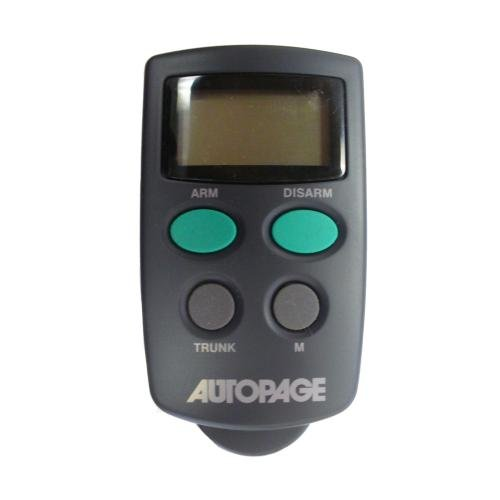 autopage remote replacement - 6