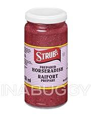 Strubs Beet Horseradish, 250 ml (Pack of 3)