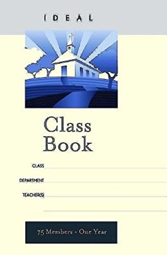 Ideal Class Book (75 Names) from Abingdon Press