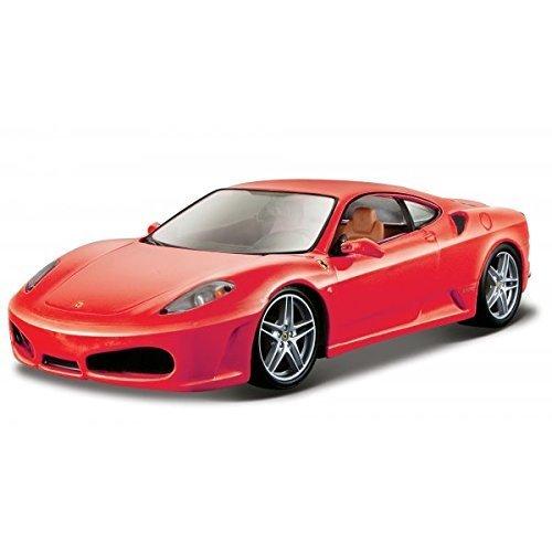 entrega rápida Ferrari F430 rojo 1 24 by Bburago 26008 26008 26008 by Bburago  ventas calientes
