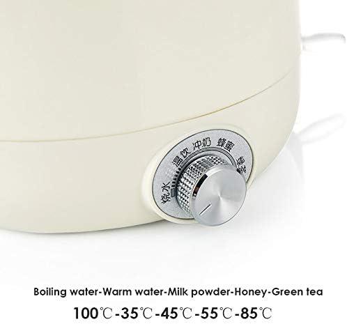 Bouilloire Électrique Bollitore di acqua elettrica 220v Fast Boiling Water Heater Temperatura impostazione unità di isolamento 1.7l Capacità