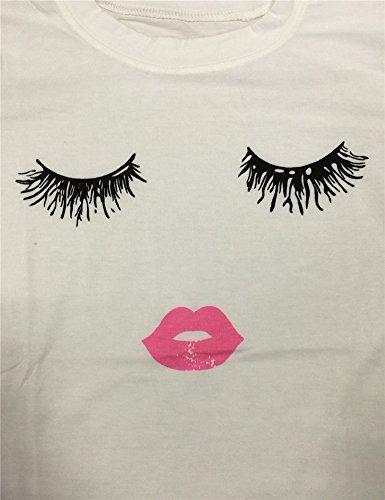 Haola-Summer-Fashion-Women-Cute-Short-Sleeve-Printed-Tops-Casual-T-Shirt