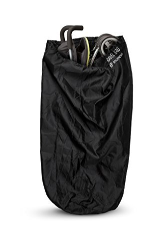 Double Umbrella Stroller Travel Bag with Gate Check Design by JL Childress|Convenient Infant/Baby Stroller Storage Solution for Airport/Airplane Handling|Easy to Carry with Webbing Handles (Large) by KP Solutions (Image #3)