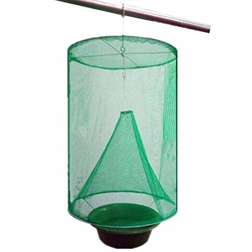 Moscas Trampa Trapperur Alexsix Trampa Plegable ecol/ógico Reutilizable para Insectos