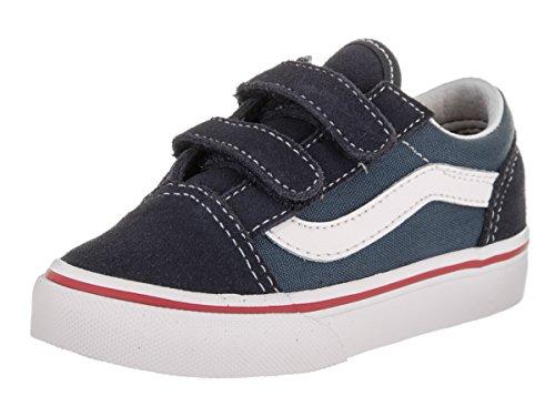 Vans Toddlers Old Skool V (2Tone) Skate Shoe