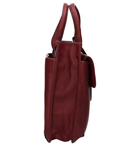 Leather sacoche Swankyswans Business Elle bordeaux Pu ordinateur portable EqqaAS4Rwg