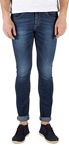 Used Capitán Mid Dutronc Denim Hombre Azul para Pantalones 8q8r0naU