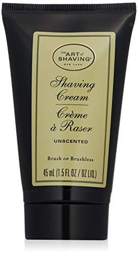 The Art of Shaving Shaving Cream, Unscented, 1.5 fl. oz.