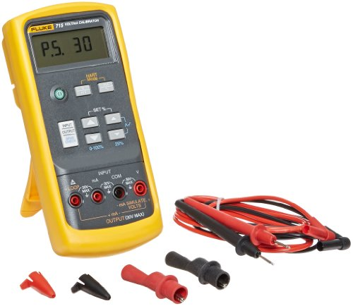 Fluke 715 Volt/mA Loop Calibrator, 0mV to 200mV Range by Fluke