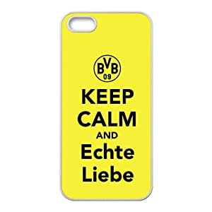 keep Calm And Echte Liebe Hot Seller Stylish Hard Case For Iphone 5s