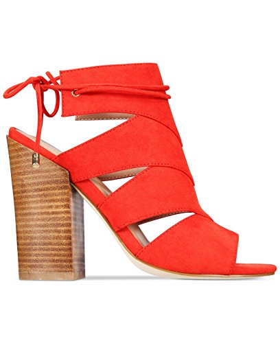 It Open Asadolla Spring Call Orange Mules Womens Toe CqaUZwd