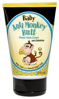 AMB Baby Diaper Rash Cream 3 Oz Pack of 2