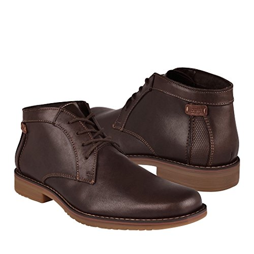 Flexi Jeremy 92404 Botas para Hombre, Color Chocolate, 29