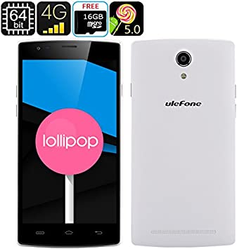 Ulefone Be Pro 4 G Smartphone Android 5.0 – 5.5 Inch IPS OGS ...
