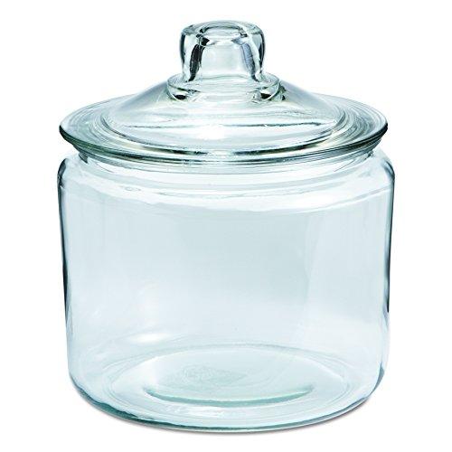 3 quart glass jar - 5