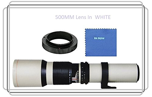 Review Vivitar 500mm f/8.0 Manuel