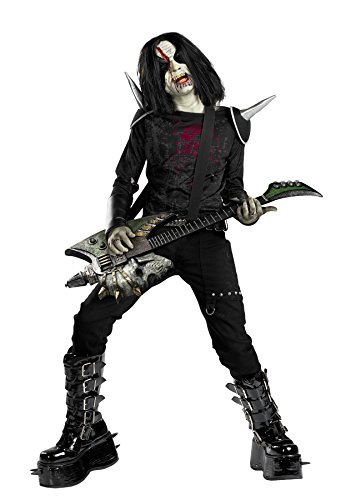 [Morris Costumes METAL MAYHEM LG 10-12] (Sexiest Couple Halloween Costumes)