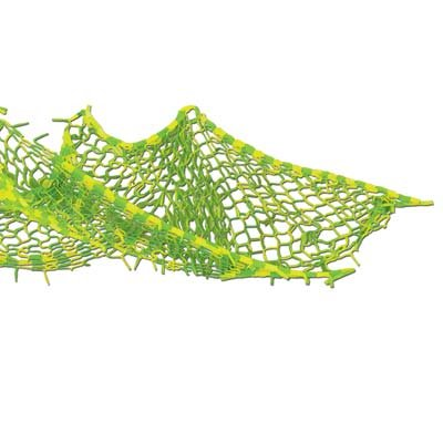 Tissue Fish Netting - FR Tissue Fish Netting Party Accessory (1 count)