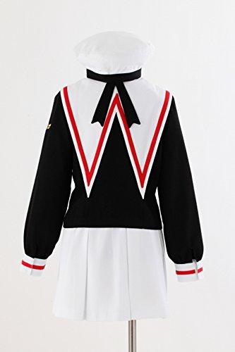 Card captor Sakura Tomoe elementary school uniform girls winter XL