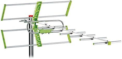 SHINE SH10, UHF/U-Antena Directiva con elementos con tubo ...