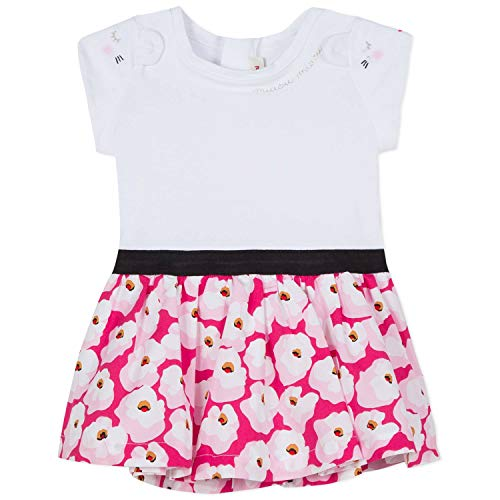 - Catimini Cute Pink & White Cherry Blossoms Dress for Little Girls (3)