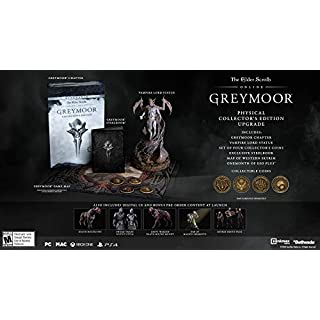 The Elder Scrolls Online: Greymoor Physical Collector's Edition Upgrade - Xbox One