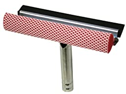 Hopkins 12-808NYU Mallory Heavy-Duty Zinc-Plated Squeegee with 8\