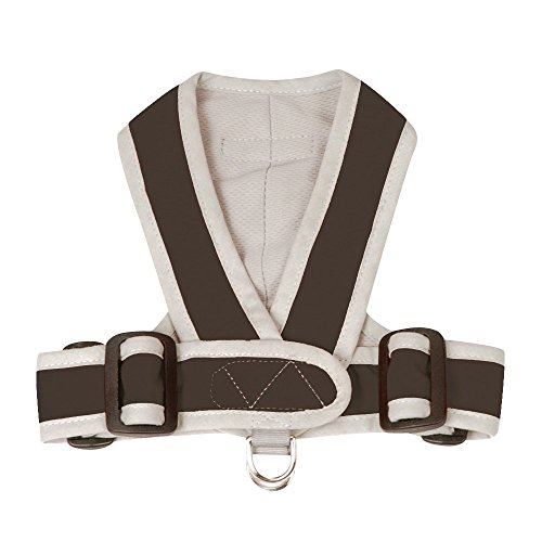 Precision Fit Harness Chocolate Small - - From the Invent...