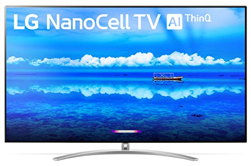 "Alexa Built-in Nano 9 Series 65"" 4K Ultra HD Smart LED NanoCell TV (2019) - LG 65SM9500PUA"