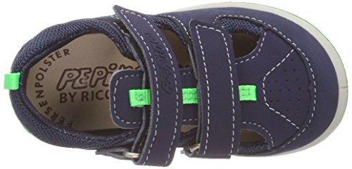 Ricosta rais, Zapatillas Para Niños Blau (Nautic)