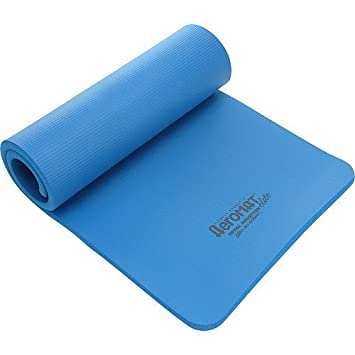Amazon.com: aeromat Elite Dual Superficie Ejercicio Mat ...