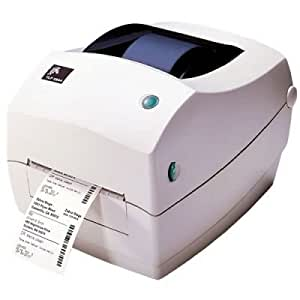 Zebra - Eltron TLP 2844 - Label printer - B/W - direct thermal / thermal transfer - Roll (4.25 in) - 203 dpi x 203 dpi - up to 240.9 inch/min - capacity: 1 rolls - Parallel, Serial, USB