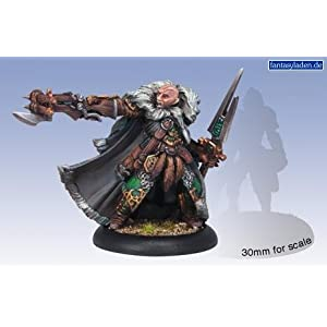 Privateer Press – Hordes – Circle Orboros: Reeve Hunter Model Kit