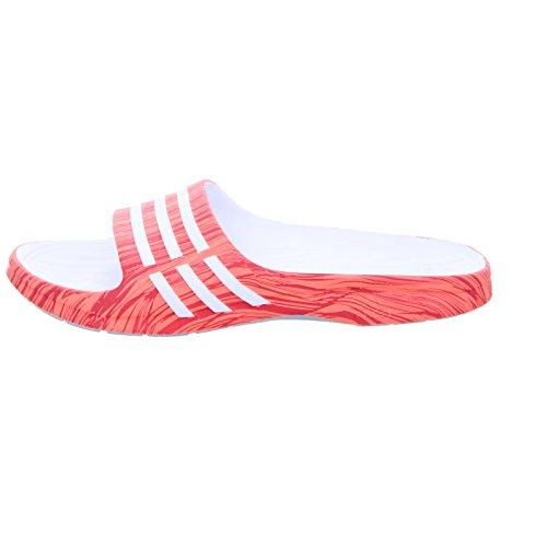 adidas - Zapatillas para deportes de interior para hombre runwht/blapn