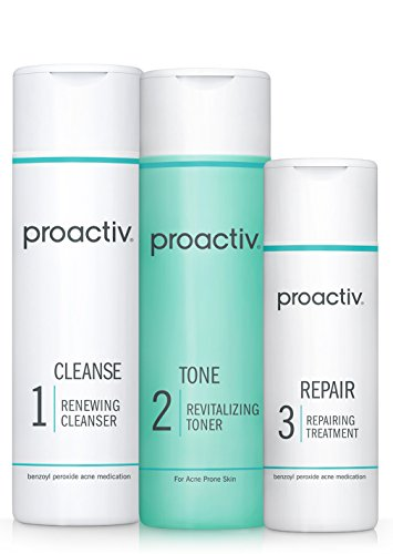 Proactiv 3-Step Acne Treatment System (60 - Kit Acne Skin Prone