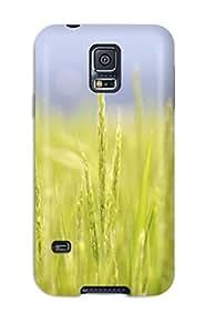 Cute High Quality Galaxy S5 Wheat Field Case