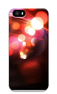 iPhone 5 5S Case Abstract Red Bokeh 13 3D Custom iPhone 5 5S Case Cover by icecream design