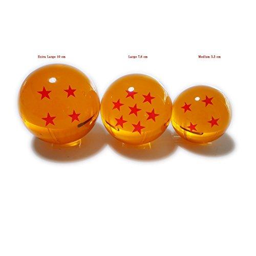 Green Acrylic Dragonball Replica Medium product image