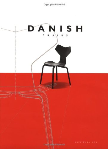 Danish Chairs by Chronicle Books