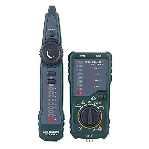 KKmoon FY868 Multi-function Wire Tracker Hand-held Cable Testing Tool