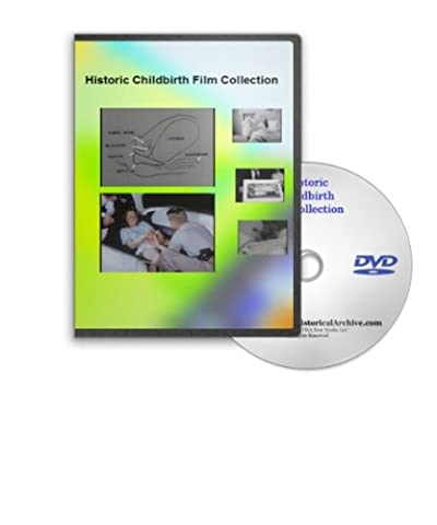 Historic Childbirth Film Collection on DVD - Including Police Training Demonstrating a Live Birth in a (Police Car Dvd)