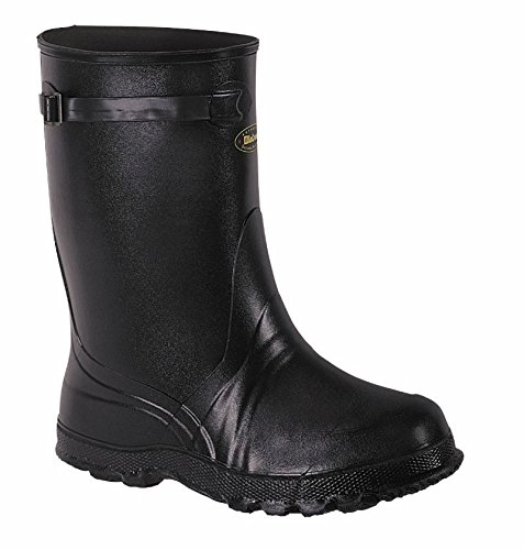 Lacrosse Men's Utah Brogue II Overshoe-M, Black, 11 M US