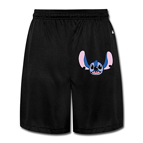 LunaCp Men's Big Ear Animal Stic Performance Shorts Sweatpants M