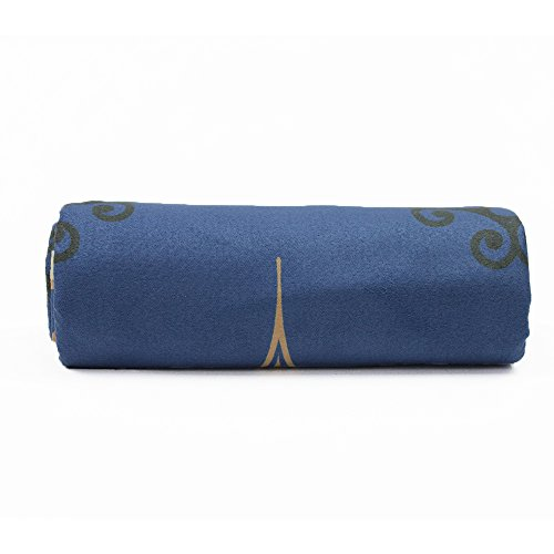 S-WYJ Yoga Towel Mat, Baroque, 24